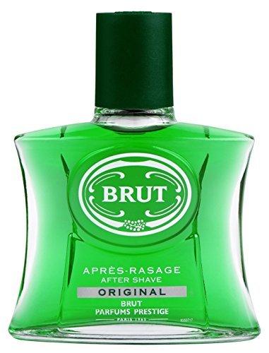 3x Brut apr? Rasage Aftershave per 100ml Original by Brut