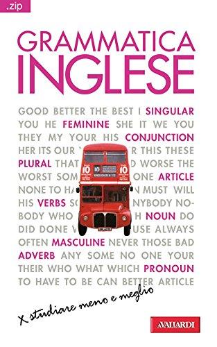 Grammatica inglese: Sintesi .zip