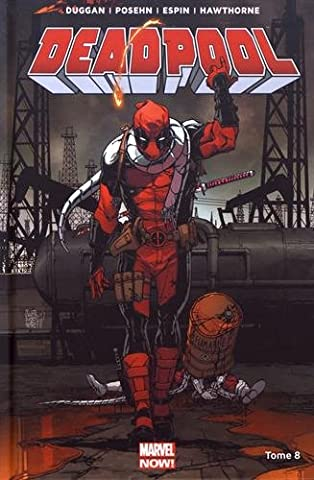 Deadpool Marvel now