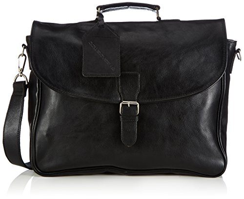 Cowboysbag  Bag Miami, sacs à main mixte adulte Noir - Schwarz (Black 100)
