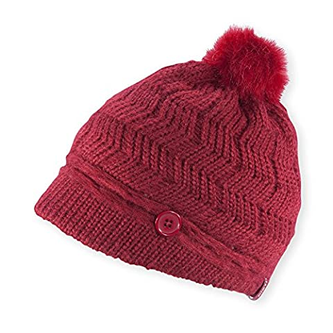 Pistil Emerson Hat, Garnet, One Size