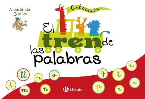 El tren de las palabras (obra completa) (Castellano - A Partir De 3 Años - Libros Didácticos - El Tren De Las Palabras) por Beatriz Doumerc