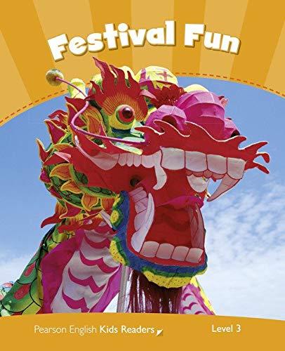 Penguin Kids 3 Festival Fun Reader CLIL (Pearson English Kids Readers) - 9781408288146