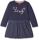 s.Oliver Baby - Mädchen 65.708.82.2727 Kleid,,per pack Blau (Blue AOP 58A5),92