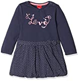s.Oliver Baby-Mädchen Kleid 65.708.82.2727, Blau (Blue Aop 58A5)