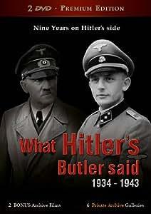 What Hitler's Butler said (2 DVD Premium Edition)