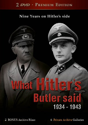 What Hitler's Butler said (2 DVD...