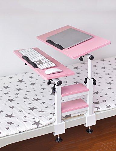 Mesa plegable para portátil Mesa plegable Mesa plegable para estudio plegable (4 colores, 2 estilos disponibles) ( Color : 1# , Estilo : B )