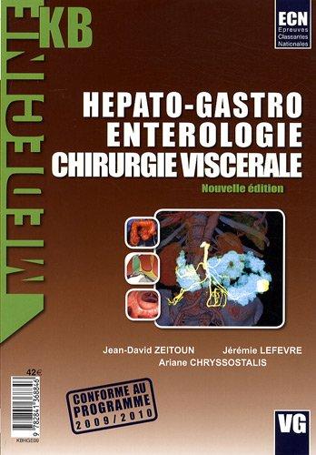 Hépato-Gastro-Entérologie-Chirurgie viscérale