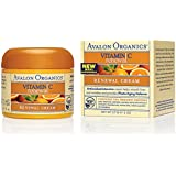 Avalon Vitamin C Organic Renewal Cream 50ml - PACK OF 2