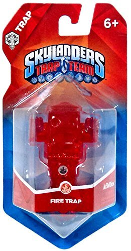 Skylanders Trap Team Trap Fire Screamer [Scorching Stopper] by Skylanders Trap Team (Skylanders Team Swap)