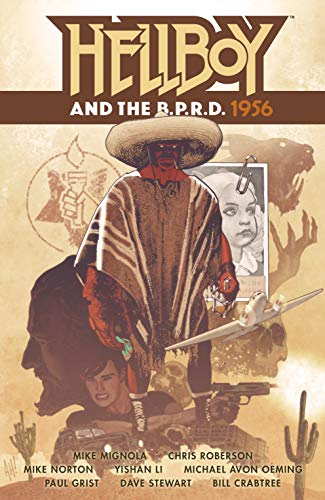 Hellboy and the B.P.R.D.: 1956 (English Edition) (Le Halloween Crime D)