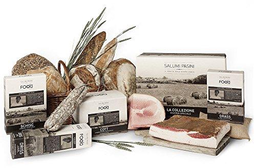Salumi pasini - confezione speciale - chef davide oldani deluxe
