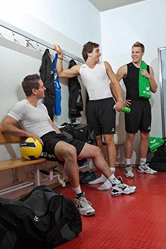 ERIMA Herren Funktions Tank Top Active Wear Weiß