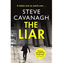 The Liar: Eddie Flynn Book 3 (English Edition)