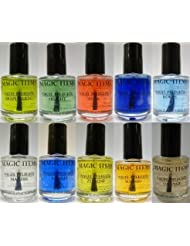 Magic Items 10x Nagelöl Duft á 15ml Nagelpflege Nail