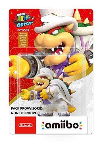 Figurina amiibo de Bowser, Colección Super Mario Odyssey
