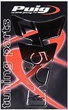 Puig 4328N Protector de deposito, Color Negro y Transparente