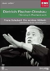 Dietrich Fischer-Dieskau: Autumn Journey/A Franz Schubert Recital [DVD] [Region 1] [NTSC]