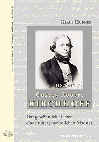 Gustav Robert Kirchhoff (Archiv und Museum der Universität Heidelberg / Schriften)