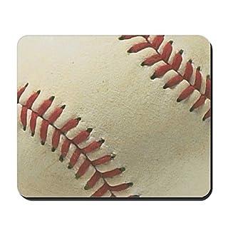 CafePress Baseball–Tapis de souris–Tapis de souris en caoutchouc antidérapant, Gaming Mouse Pad