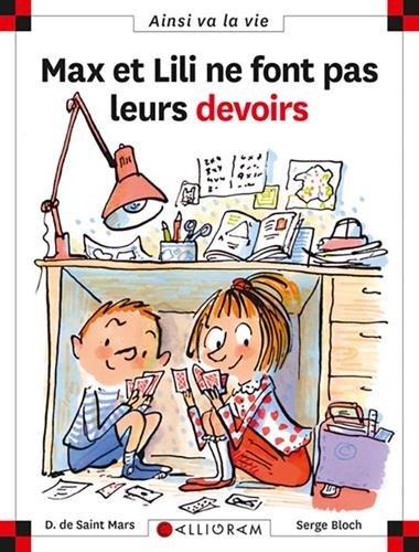 Ainsi va la vie (62) : Max et Lili ne font pas leurs devoirs