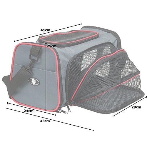 Me & My Pets - Erweiterbare Transporttasche - 7