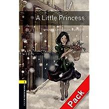 Oxford Bookworms Library: 6. Schuljahr, Stufe 2 - A Little Princess: Reader und CD