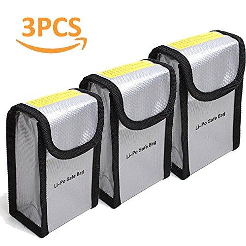 Flycoo LiPo Bag Bolsa Seguridad ignífuga Baterías