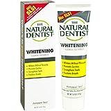 Natural Dentist Dentifrice anti-gingivite non fluoré - Peppermint Sage (menthe poivrée - sauge) - 148 ml