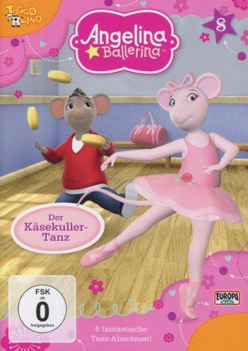 Angelina Ballerina - Der Käsekuller-Tanz