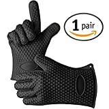 KKtick Gants de Four De - Mitaines de Four Résistante à La Chaleur - Best Reviews Guide