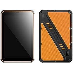 "Android Rugged IPS 8.0"" Tablet POPULUS P200 Waterproof Shockproof Dustproof Power 6000mAh Battery Tablet Pad Rugged Industrial Tablet"