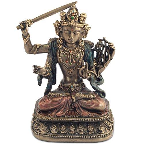 Manjushri-statue (Manjushri Statue 13,5cm)