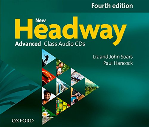 New Headway Adv Class CD 4th Edition (English File)