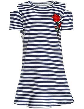 BEZLIT Kinder Mädchen Kleid Peticoatkleid Festkleid Freizeit Sommerkleid 21266