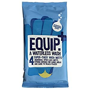 EQUIP Wash Mitts - case of 10 (40 mitts)