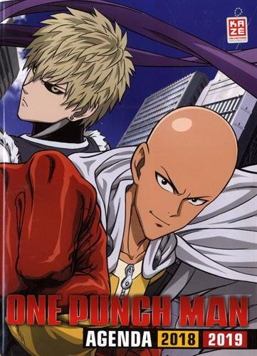 Agenda scolaire 2018/2019 One-Punch Man