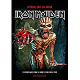 Iron Maiden Official 2017 A3 Calendar