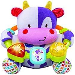 VTech Baby - Vaca musical, peluche para bebé (3480-166022)