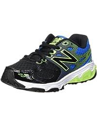 New Balance Unisex Kids' Kr680 Running Shoes