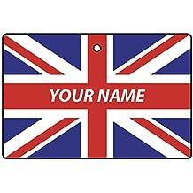 Désodorisant De Voiture Personnalisé Drapeau GREAT BRITAIN
