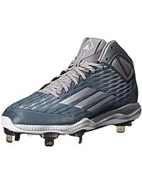 adidas Rendimiento Hombre Poweralley 3Mid Zapatillas de béisbol
