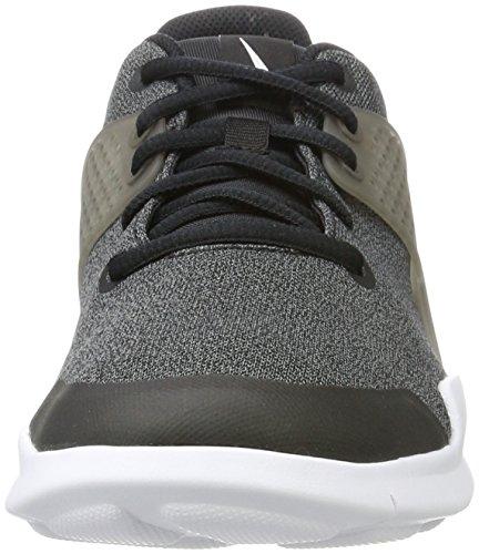 Nike Arrowz, Scarpe da Ginnastica Uomo Nero (Black/white/dark Grey)