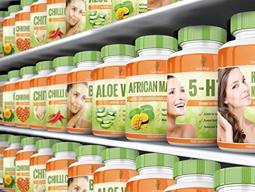 Coenzym Q10 200 mg – CoQ10-Nahrungsergänzungsmittel – Hochdosiertes CoQ10 – 60 Kapseln (30 Tage Vorrat) von Earths Design - 7