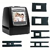 Winait Max 22MP High Resolution 35mm/135 Film Scanner Negative/Slide Film Converter (Black)