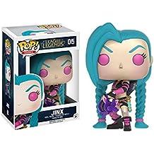 Funko Figurine League Of Legends - Jinx