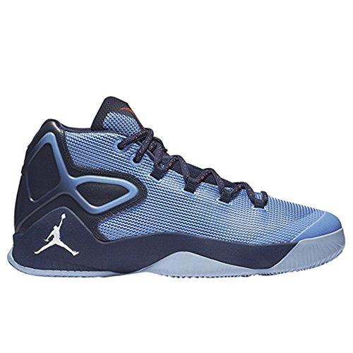 Nike Herren Jordan Melo M12 Basketballschuhe, blau, 48 1/2 EU (Jordan Melos)