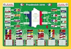 Fussball Europameisterschaft Frankreich 2016 SAMMLEROBJEKT ...
