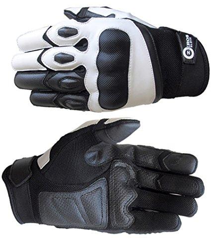 Zeros Classico Mens Motorbike Gloves